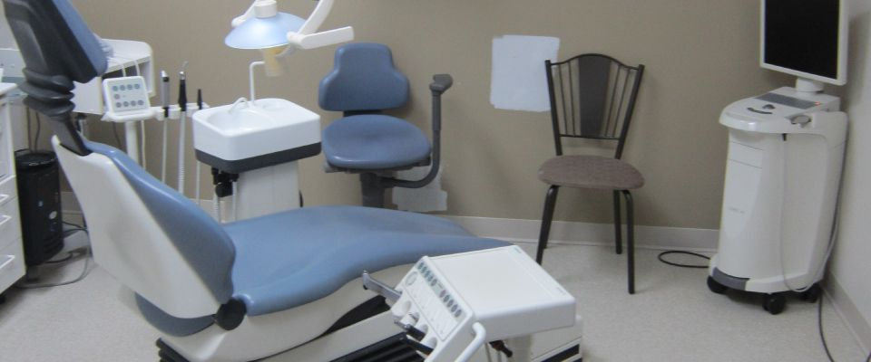 Chaise de dentiste Centre Dentaire Tania Fortin